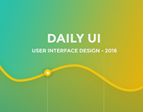 Daily UI Challenge