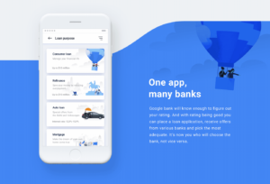 Google Bank Application